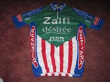 ZALF MOBILI BATTAGLIN PASTA ZARA MSTINA ITALIAN CYCLING JERSEY [4] NOS