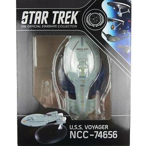 Star Trek Starship Collection USS VOYAGER Model Box Edition Eaglemoss #5