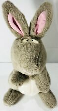 1985 BOYNTON RECYCLED PAPER PRODUCTS  Bunny Rabbit Plush Stuffed Animal Easter