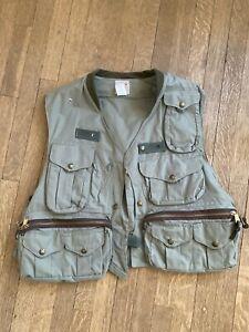 Filson Fishing Vest