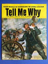 TELL ME WHY - Joseph Conrad - No 67 Décembre 1969 - MAGAZINE
