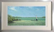 """Solitude"" by Tripp Harrison (Small/Fishing/Flats/Nautical/Boat)"