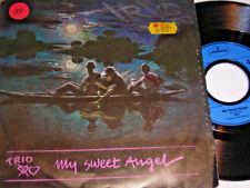 """7"""" - TRIO - My sweet Angel & Hallo Mutti - 1985 englisch gesungen # 3527"""