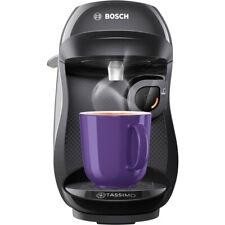 Tassimo by Bosch TAS1002GB Happy Pod Coffee Machine 1400 Watt Black
