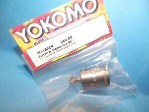 Yokomo Piston Sleeve Set RE Yokomo RX-18RE/S Engine Only Ze 18pcr