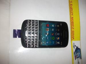 BlackBerry Q10 Smartphone - O2 UK NETWORK LOCKED, Black***number 9 key faulty***