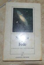 SCIENZA E FEDE A CURA DI S. E. CARD. PAUL POUPARD -ED: PIEMME - ANNO: 1986 1A FT