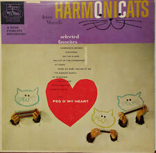 "Harmonicats - Selected Favorites 1955 Mercury Wing 12"" 33 RPM LP (EX)"
