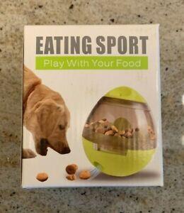 Interactive Pet Food Dispenser Ball Toys Dog IQ Training Dog Sport Feeding Toy