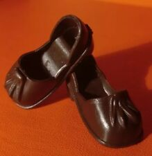 Sindy Doll Dark Brown Shoes1970/80s Boots