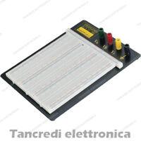 BreadBoard Piastra Sperimentale Basetta 2390 Contatti Base (Arduino-Compatibile)