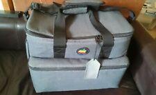 VINTAGE APPLE MACINTOSH COMPUTER CASE CARRY BAG PLUS SE CLASSIC