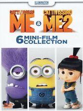 CATTIVISSIMO ME 1 & 2 - MINIMOVIE COLLECTION  2 DVD