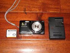 FUJIFILM FINEPIX JZ100 14MP Point & Shoot Digital Camera GREAT COND.