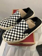 Vans Slip On One Comfycush Checkerboard Black / White Women's Size 6.5