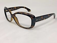 RAY-BAN JACKIE OHH Sunglasses Frame Italy RB4101 710 Havana Tortoise Brown J515
