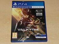 Eve Valkyrie PS4 Playstation 4 (VR Required) **FREE UK POSTAGE**