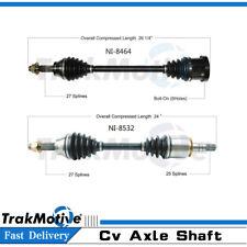 CV Axle Shaft Rear-Right//Left SurTrack NI-8364