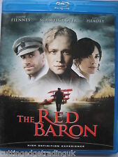 The Red Baron (Blu-ray 2009) NEW SEALED (Nordic Packaging) PAL