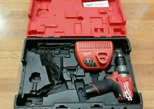 "Miulwaukee 12V M12 FUEL 1/2"" Hammer Drill Driver 2404-21"