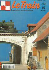 LE TRAIN N°85 MANTES-CHERBOURG : CATENAIRE / LOCO ITALIENNES / BB 63000 EN HO