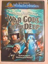 War Gods of the Deep [ DVD ] LIKE NEW, Free Next Day Post from NSW