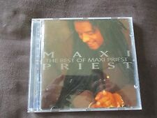 "CD ""THE BEST OF MAXI PRIEST"" 14 titres"