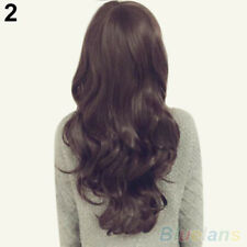 LD_ Women's  Cosplay Wig Long Curly Wavy Hair Full Wigs Party Costume Wig Litt