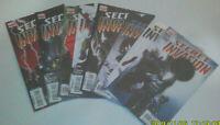 Secret Invasion #1-8 Marvel 2008 Complete Disney+ Nick Fury Skrulls Bendis 1st