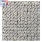 mosaïque Vilhena VERRE PIERRE NATURELLE carreau / mat 29,5 x 29,5 x 0,8 cm