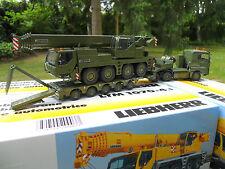 Vehicule militaire Conrad 1/50 LIEBHERR LTM 1070/4 Olive Drab Exclusif jfd MIB
