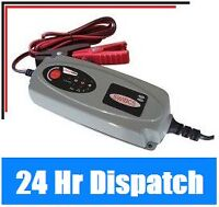 12 Volt Intelligent Battery Charger [SWIBC5] Charges Acid or Gel Batteries