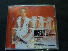 NENA IRGEND ULTRA RARE NEW SEALED CD! 99 LUFTBALLONS