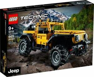 Brand New Lego Technic Jeep® Wrangler( 42122)