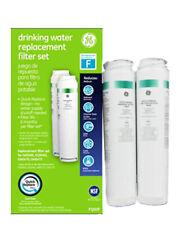 2PK Brand New GE FQSVF Drinking Water Filter for GXSV65,GQSV65,GNSV70,GNSV75