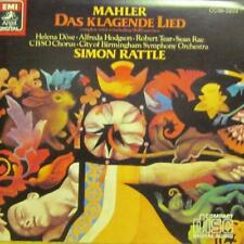Mahler(CD Album)Das Klagende Lied-EMI-Japan-VG