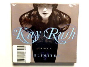 KAY RUSH  presents  UNLIMITED  V  -  2 CD 2008  NUOVO E SIGILLATO