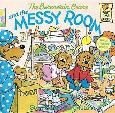 The Berenstain Bears and the Messy Room by Jan Berenstain, Stan Berenstain (Paperback, 1983)