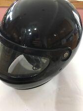 Bell Roadstar Motorcycle Minibike Go-Cart Snowmobile Helmet Black Medium VINTAGE
