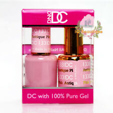 Dnd Dc Soak Off Gel Polish Duo .6oz Led/Uv
