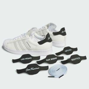 Adidas Superstar City Series - USA men Sz 11.5 - Limited Edition - New