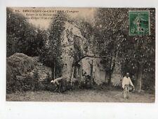 FONTENOY LE CHATEAU - Ruines de la maison du poète Gilbert  (J1438)