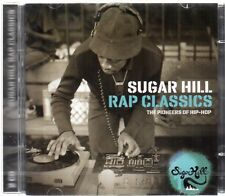 Sugar Hill Rap Classics-The Pioneers Of Hip-Hop - Various Artists (CD 2010)