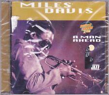 2 CD ♫ Audio Box Set «MILES DAVIS ~ A MAN AHEAD ~ JAZZ» nuovo sigillato