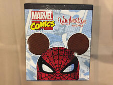 D23 Expo 2017 Exclusive Marvel Comics Spiderman Vinylmation Le 2500 Unopened