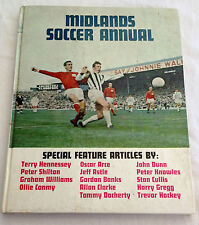 1969 MIDLANDS SOCCER ANNUAL