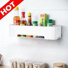 JOMOLA Bathroom Shower Caddy Organizer Adhesive Wall Shower Shelves Basket White