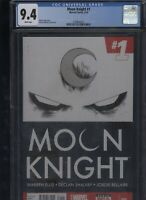 Moon Knight #1 CGC 9.4 Warren Ellis 2014