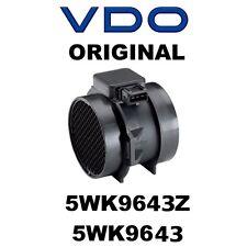 Debimetre HYUNDAI SONATA IV 2.5 V6 24V 28164 37200 d'origine VDO 5wk9643