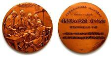 Medaglia Alessandro Manzoni – Promessi Sposi Capitolo VIII Bronzo cm 5,5